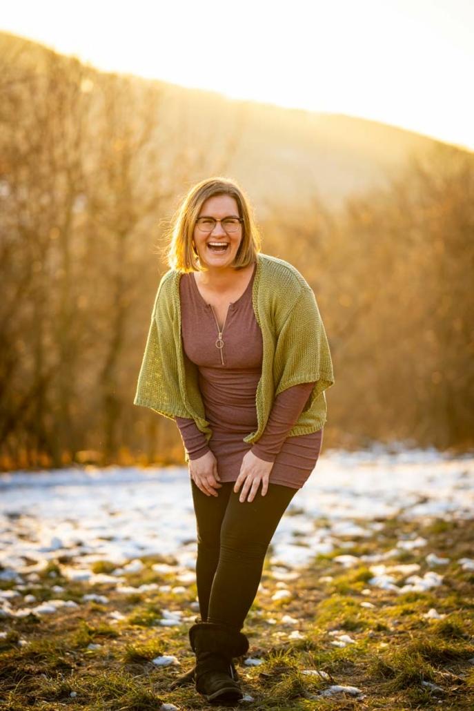 Lachen ist Leben - Kerstin Renner